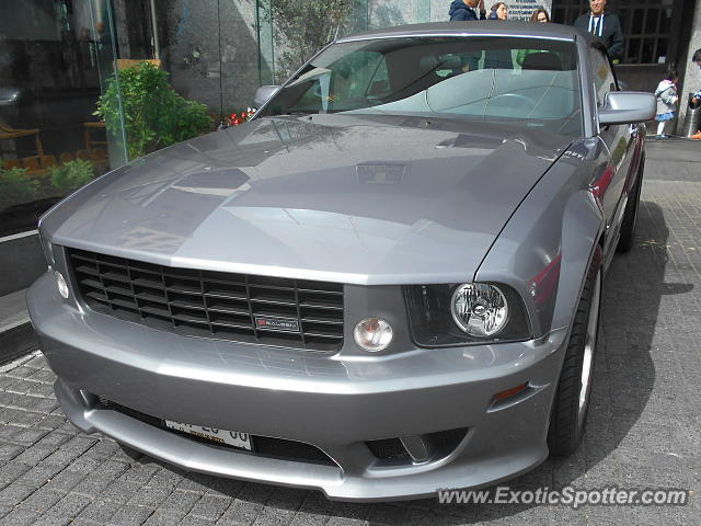 Saleen S281 spotted in Mexico City, Mexico