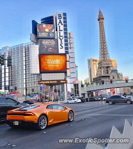 Beautiful Lamborghini Huracan Spotted In Las Vegas, Nevada