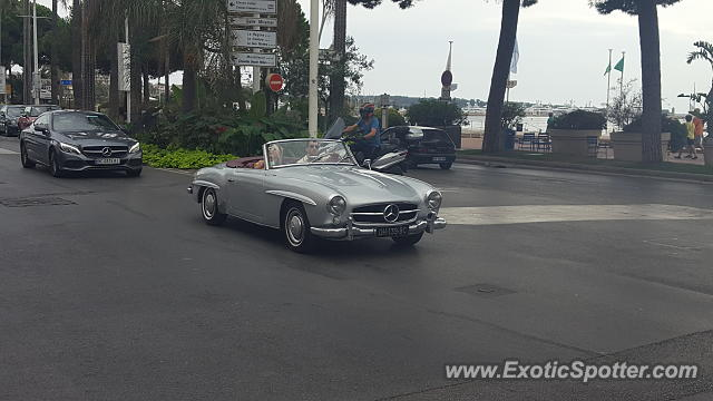 Other Vintage spotted in Cannes, France