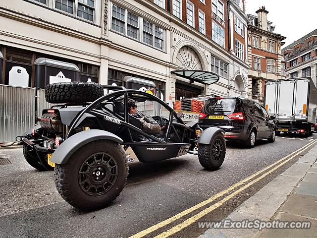 Ariel Nomad spotted in London, United Kingdom