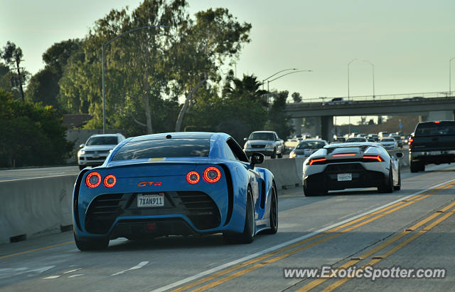 Nissan GT-R spotted in Irvine, California