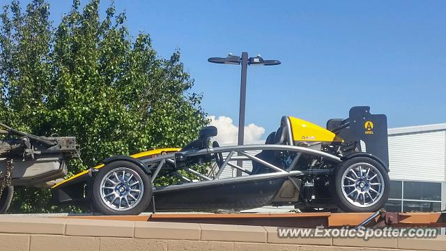 Ariel Atom spotted in Albuquerque, New Mexico