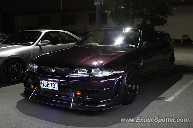 Nissan Skyline spotted in Auckland, New Zealand