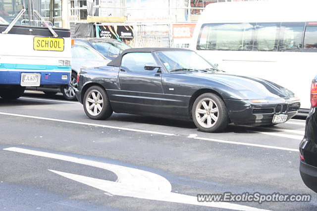 BMW Z8 spotted in Auckland, New Zealand