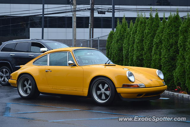 Porsche 911 spotted in Manhasset, New Jersey