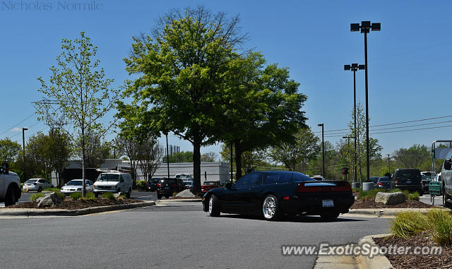 Acura NSX spotted in Huntersville, North Carolina