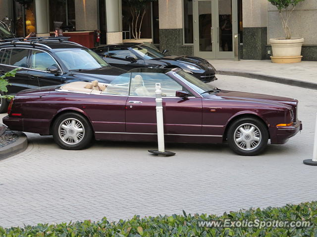 Bentley Azure spotted in Atlanta, Georgia