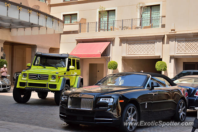 Rolls royce dawn spotted in beverly hills california on for Rolls royce of beverly hills