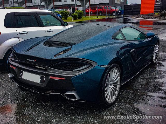 Mclaren 570S spotted in Waikato, New Zealand