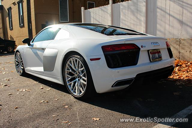 Audi R8 spotted in CdA, Idaho