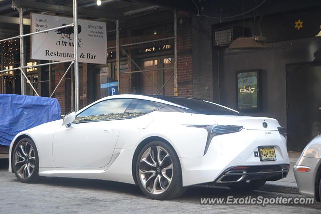The Best Lexus Manhattan