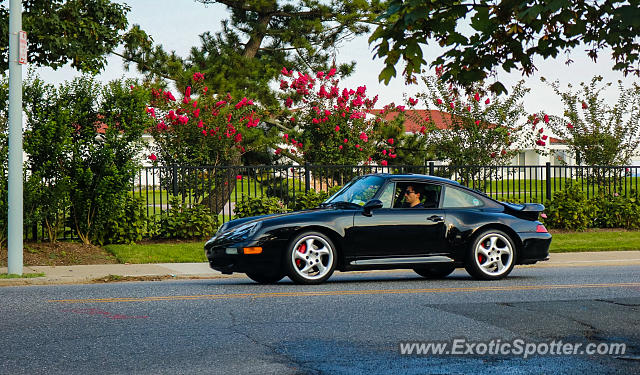 Porsche 911 Turbo spotted in Long Branch, New Jersey