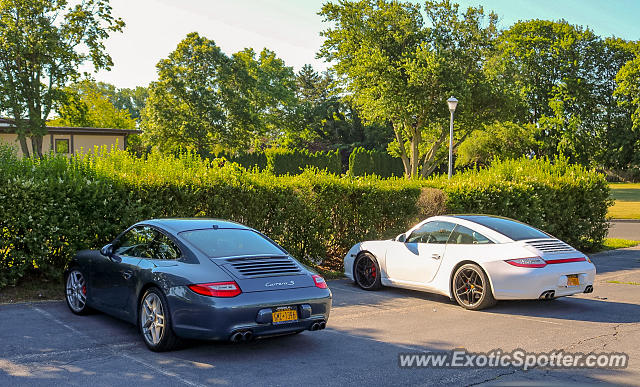Porsche 911 spotted in Long Branch, New Jersey