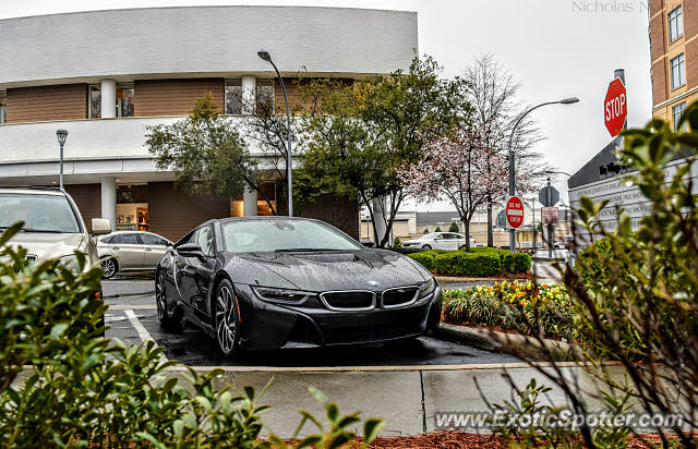 BMW I8 spotted in Charlotte, North Carolina