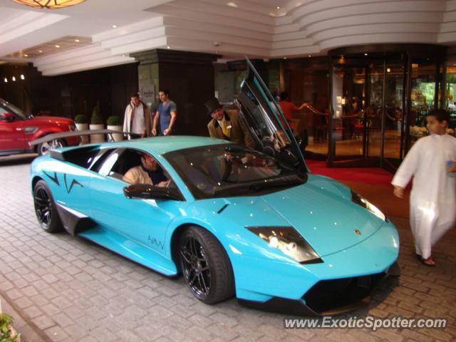 Lamborghini Murcielago Spotted In London United Kingdom On 07 28