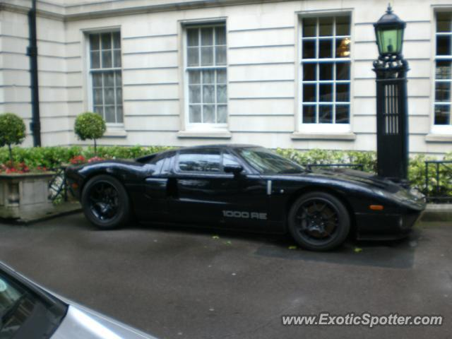 ford gt spotted in london alabama - Ford Gt 2010