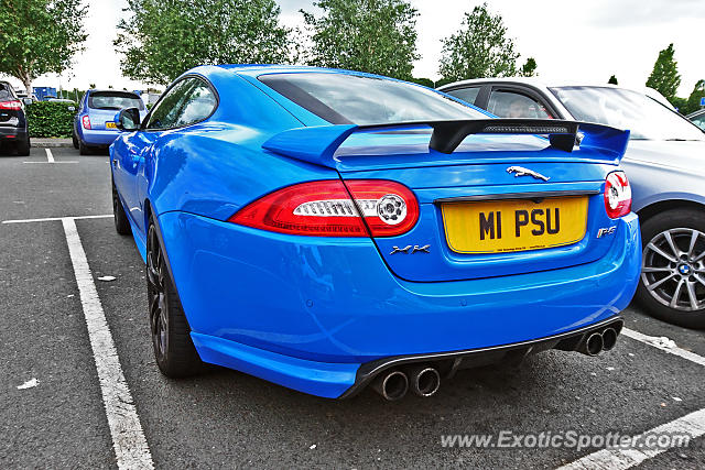 Jaguar Xkr S Spotted In Wetherby United Kingdom