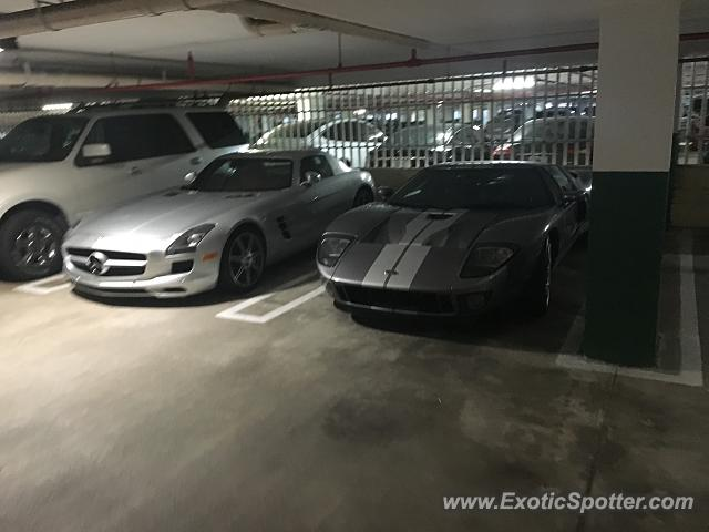 Ford Gt Spotted In Key Biscayne Florida