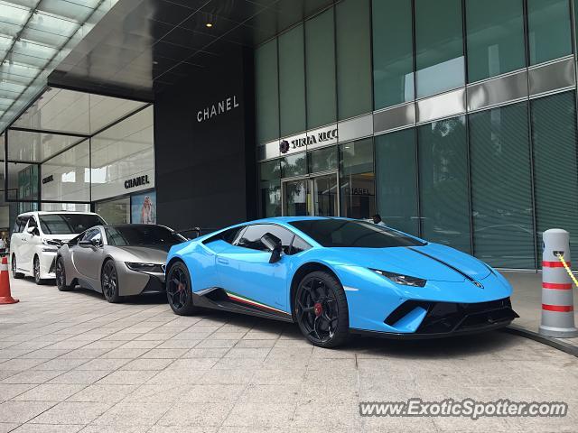 Lamborghini Huracan Spotted In Kuala Lumpur Malaysia On 04 08 2018