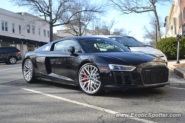Audi R Spotted In Greenwich Connecticut On - Audi greenwich