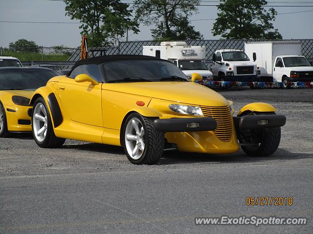 Plymouth Prowler spotted in Mechanicsburg, Pennsylvania