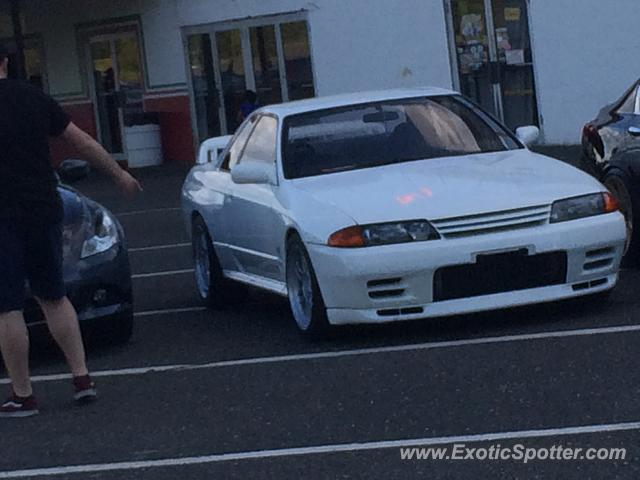 Nissan Skyline spotted in English Town, New Jersey
