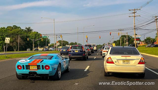 Ford GT spotted in West Long Branch, New Jersey