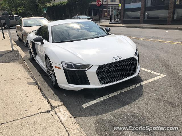 Audi R Spotted In Princeton New Jersey On - Princeton audi