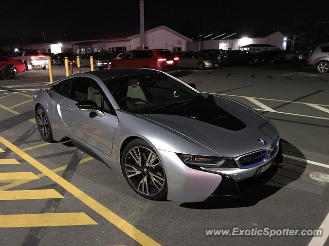 Bmw I8 Spotted In Brisbane Australia On 06 03 2017