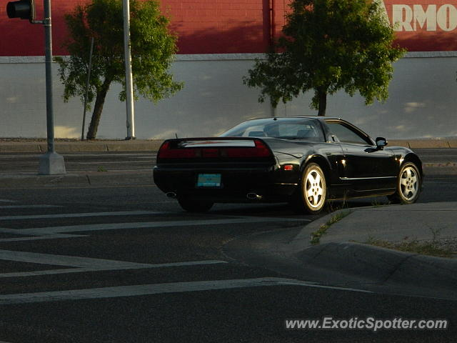 Acura NSX spotted in Albuquerque, New Mexico