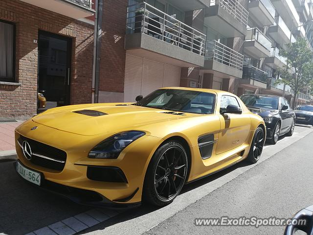 Mercedes Sls Amg Spotted In Knokke Belgium On 09 09 2018 Photo 2