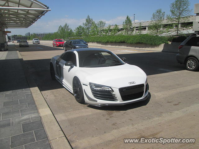 Audi R8 spotted in Laurel, Maryland