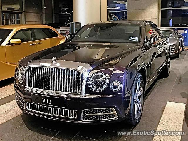 U111300 Bentley Mulsanne Problems Fault Codes | Pics