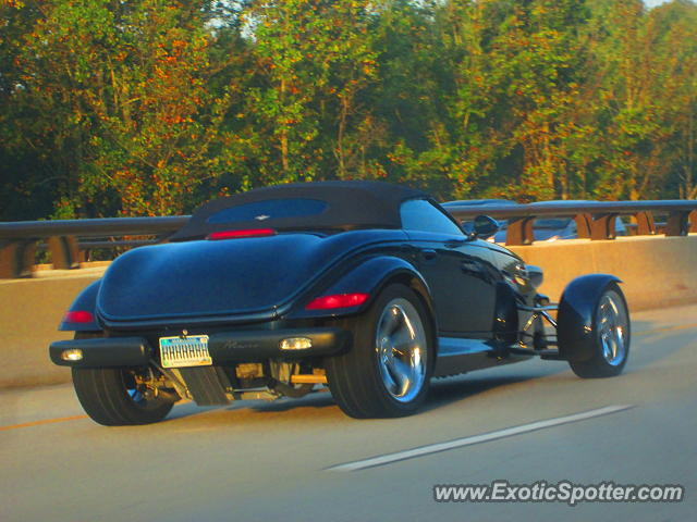 Plymouth Prowler spotted in Laurel, Maryland