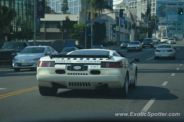 Cizeta V16T spotted in Los Angeles, California
