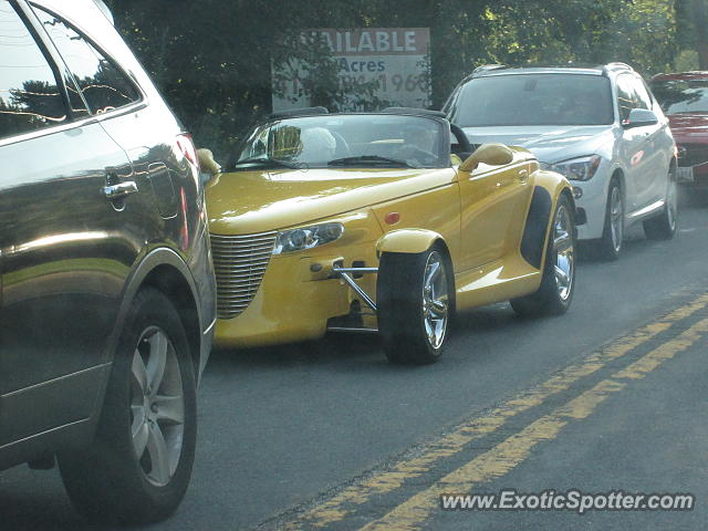 Plymouth Prowler spotted in Columbia, Maryland