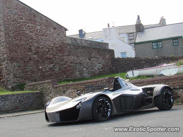BAC Mono spotted in Isle of man, United Kingdom