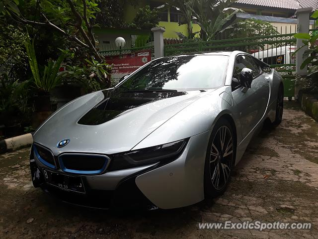 BMW Columbus Ohio >> BMW I8 spotted in Jakarta, Indonesia on 01/20/2019