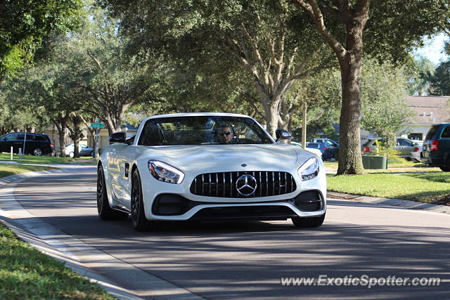 Mercedes AMG GT spotted in Riverview, Florida