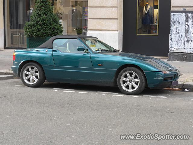 BMW Z1 spotted in Paris, France
