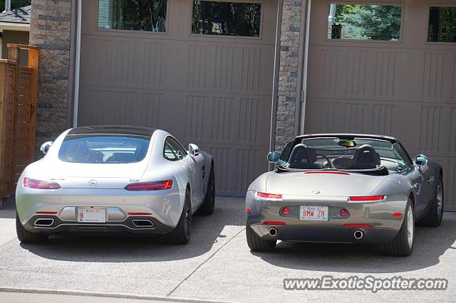 BMW Z8 spotted in Calgary, Canada