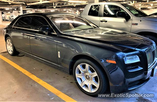 eab7988a50ca Rolls-Royce Ghost spotted in Houston