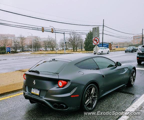 Ferrari Ff Spotted In Philadelphia Pennsylvania On 03 10 2019