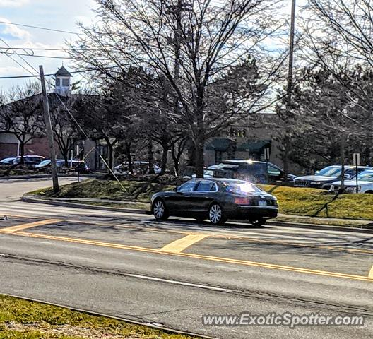 Bentley Flying Spur Spotted In Columbus, Ohio On 03/19/2019