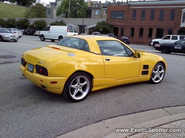 Qvale Mangusta spotted in Baltimore, Maryland