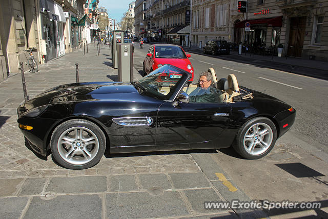 Bmw Z8 Spotted In Paris France On 03 30 2019 Photo 2