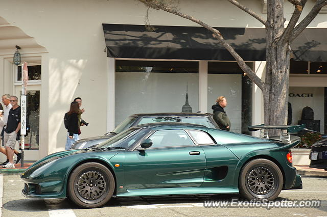 Noble M12 GTO 3R spotted in Carmel, California