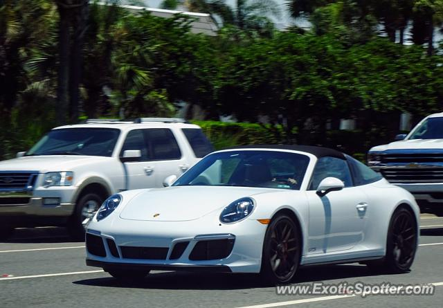 Porsche 911 spotted in Jacksonville, Florida