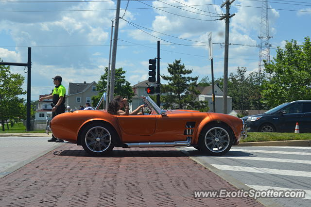 Shelby Cobra spotted in Long Branch, New Jersey