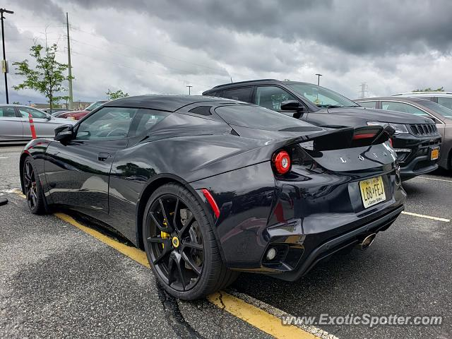 Lotus Exige spotted in Secaucus, New Jersey